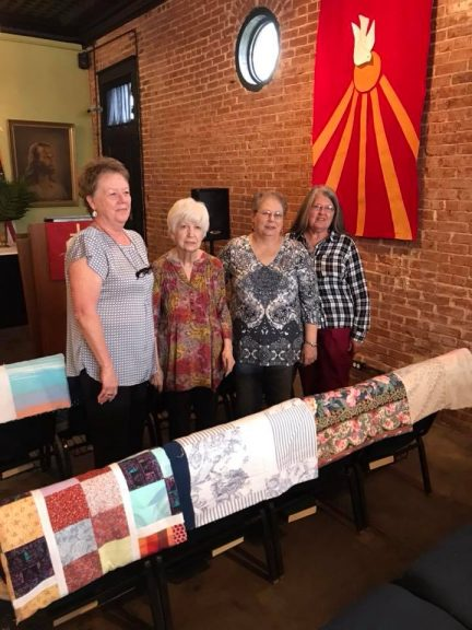 Our fanstatic quilters